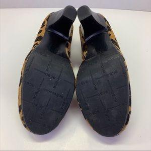 BCBGeneration Shoes - BCBG Cow Hair Cheetah Print Heels